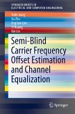 Semi-Blind Carrier Frequency Offset Estimation and Channel Equalization (eBook, PDF)