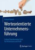 Werteorientierte Unternehmensführung (eBook, PDF)