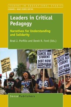 Leaders in Critical Pedagogy (eBook, PDF)