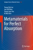 Metamaterials for Perfect Absorption (eBook, PDF)