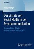 Der Einsatz von Social Media in der Eventkommunikation (eBook, PDF)