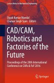 CAD/CAM, Robotics and Factories of the Future (eBook, PDF)