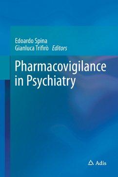 Pharmacovigilance in Psychiatry (eBook, PDF)