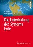 Die Entwicklung des Systems Erde (eBook, PDF)