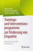 Trainings- und Interventionsprogramme zur Förderung von Empathie (eBook, PDF)