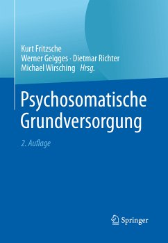 Psychosomatische Grundversorgung (eBook, PDF)