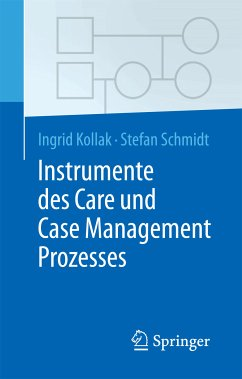 Instrumente des Care und Case Management Prozesses (eBook, PDF) - Kollak, Ingrid; Schmidt, Stefan