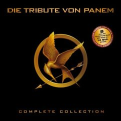 Die Tribute von Panem - Complete Collection, limitiert (8 Discs) - Lawrence,Jennifer/Hutcherson,Josh
