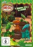 Dino-Zug - 2. Staffel, Teil 1, 26 Folgen (2 Discs)