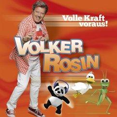 Volle Kraft voraus!, 1 Audio-CD - Rosin, Volker