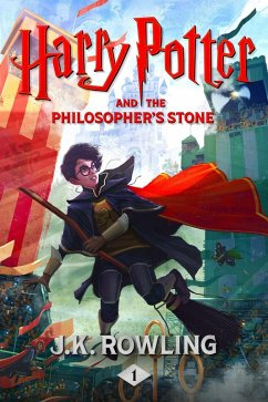 Harry Potter and the Philosopher's Stone (eBook, ePUB) - Rowling, J. K.