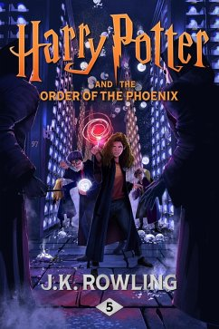 Harry Potter and the Order of the Phoenix (eBook, ePUB) - Rowling, J. K.