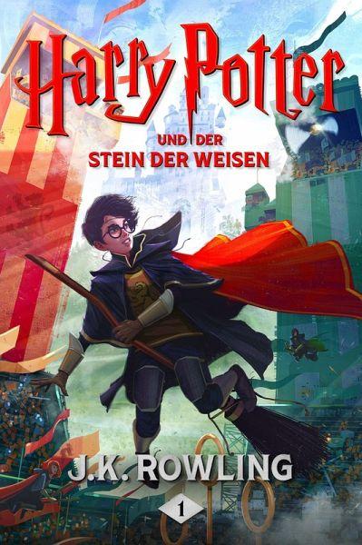 Harry Potter Und Der Stein Der Weisen Harry Potter Bd 1 Ebook Epub Von Joanne K Rowling Portofrei Bei Bucher De