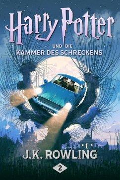 Harry Potter und die Kammer des Schreckens / Harry Potter Bd.2