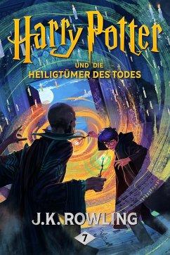 9781781102442 - Rowling, Joanne K.: Harry Potter und die Heiligtümer des Todes / Harry Potter Bd.7 (eBook, ePUB) - Buch