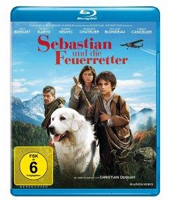 Sebastian und die Feuerretter - Félix Bossuet/Thierry Neuvic