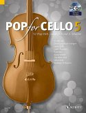 Pop For Cello, 1-2 Violoncelli, m. Audio-CD