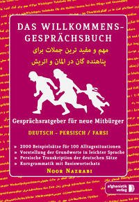 Das Willkommens- Gesprächsbuch Deutsch - Persis...