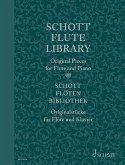 Schott Flute Library, Flöte und Klavier