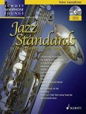 Jazz Standards. Tenor-Saxophon. Ausgabe mit CD
