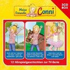 Meine Freundin Conni, 3 Audio-CDs