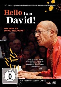 Hello I am David! OmU - Dokumentation
