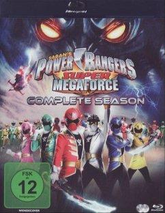 Power Rangers - Super Megaforce - Die komplette Serie [2 Discs]