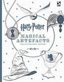 Harry Potter Artefacts Colouring Book
