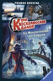Die Monstermaske der Lagune / Die Knickerbocker-Bande Bd.9 (eBook, ePUB)
