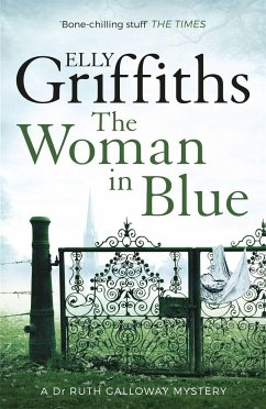 The Woman in Blue - Griffiths, Elly