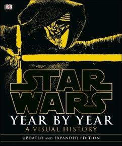 Star Wars Year by Year - DK