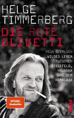 Die rote Olivetti (eBook, ePUB) - Timmerberg, Helge