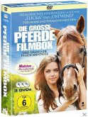 Die große Pferde-Filmbox: Ein Pferd für Moondance, Lucky Star - Mitten ins Herz, Frei wie der Wind DVD-Box