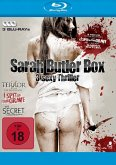 I Spit on Your Grave, Terror Z - Der Tag danach, The Secret - Ein tödliches Geheimnis Bluray Box