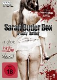 I Spit on Your Grave, Terror Z - Der Tag danach, The Secret - Ein tödliches Geheimnis DVD-Box