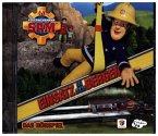 Feuerwehrmann Sam - Einsatz in den Bergen, Audio-CD