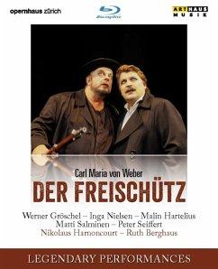 Der Freischütz - Gröschel/Nielsen/Hartelius/Salminen/Harnoncourt/+