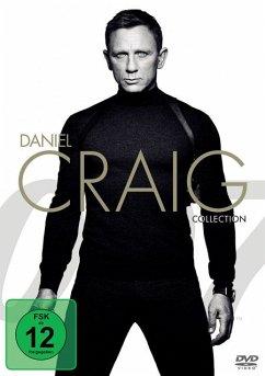 Daniel Craig Collection: James Bond - Casino Royale, James Bond - Ein Quantum Trost, James Bond - Skyfall, James Bond - Spectre DVD-Box - Keine Informationen