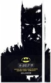 2017 Moleskine Batman Limited Edition White Large Weekly Notebook 18 Months Hard