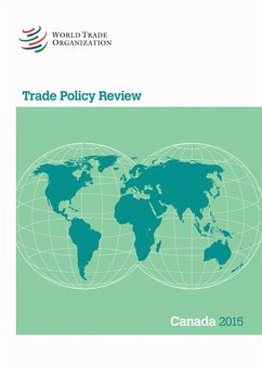 Trade Policy Review 2015: Canada: Canada - World Tourism Organization