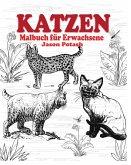 Katzen Malbuch fur Erwachsene