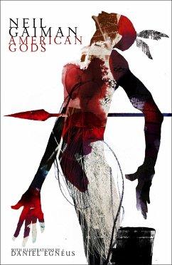 American Gods. Illustrated Edition - Gaiman, Neil