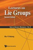 Lectures on Lie Groups