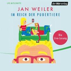 Im Reich der Pubertiere / Pubertier Bd.2 (MP3-Download) - Weiler, Jan