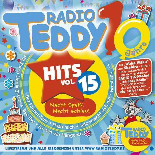 radio teddy hits 1 audio cd h rbuch. Black Bedroom Furniture Sets. Home Design Ideas