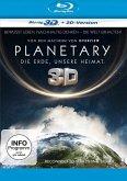 Planetary (Blu-ray 3D)