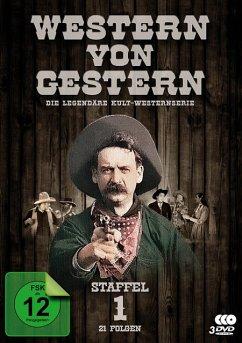 Western von gestern - Staffel 1 (3 Discs)