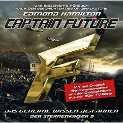 Captain Future, Der Sternenkaiser, Folge 5: Das...
