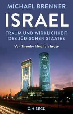 Israel (eBook, ePUB) - Brenner, Michael