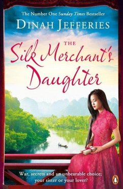 The Silk Merchant's Daughter - Jefferies, Dinah